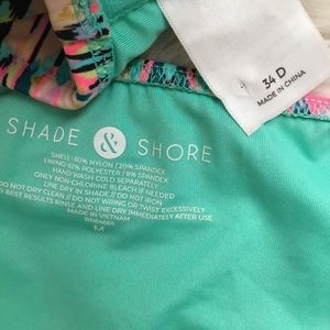 Shade & Shore Swim - Shade & Shore 2 Piece Bikini Set Multicolor